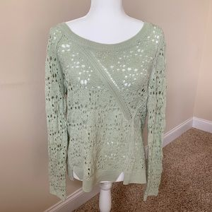 NWT! Anthropologie knitted knitted sweater #67